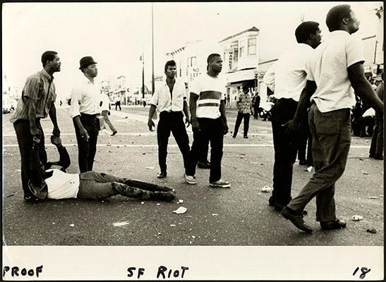 1966 race riots in Bayview