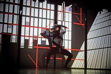 Codelining - PUSH Dance Company