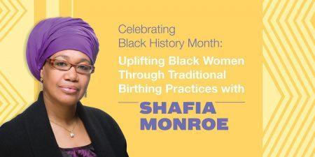 Celebrating Black History Month - Shafia Monroe