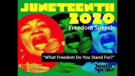 Freedom Speech Anthony Petuya