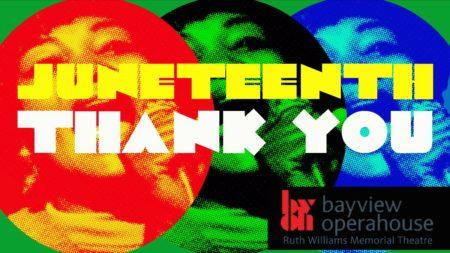 Juneteenth Thankyou newsletter imiage