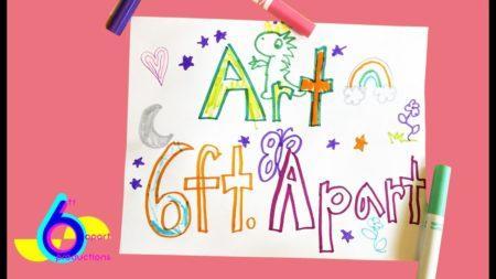 Art SixFeetApart Episode Four Lets Draw A Dragon