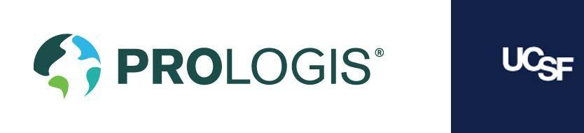 Prologis + UCSF logos