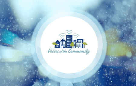 voices of our community radio show